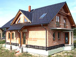 Rodinne domy stavba