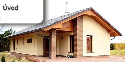 Projekty domů na klíč